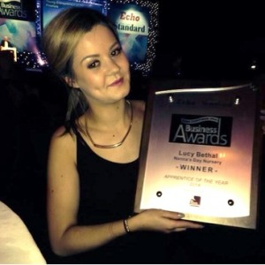 Eden Training Ltd Apprentice Award